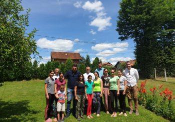 Pomoć desetočlanoj porodici za nastavak izgradnje kuće