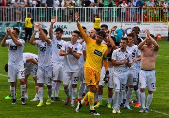 KVALIFIKACIJE ZA LE: Partizan se iz Velsa vraća sa golom prednosti