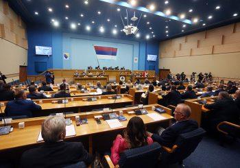 PODRŠKA DODIKOVOJ IZJAVI: NSRS usvojila zaključke sa 60 glasova za, šest protiv i šest uzdržanih