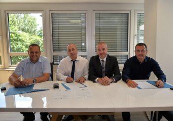 Firme iz Gradiške i Laktaša potpisale milionski ugovor sa kompanijom iz Frankfurta