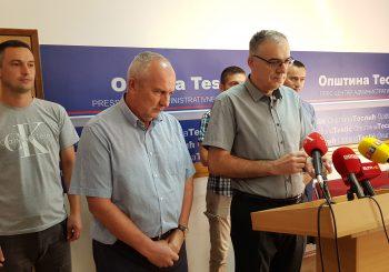 MILIČEVIĆ: SNSD ugrozio Teslić neusvajanjem plana investicija, MARKOČEVIĆ: Miličević u političkim problemima, pa pravi otklon od nas