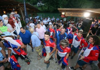 """""""BANJALUKA - VRBAS 2019"""": Otvoreno Evropsko prvenstvo u raftingu"""
