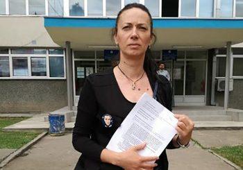 ODBIJEN ZAHTJEV: MUP nije dozvolio Suzani Radanović da organizuje skup na Trgu Krajine
