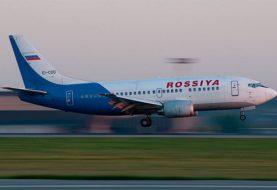 Zapalio se ruski avion, evakuisano 187 putnika