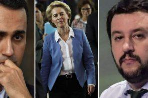 POSVAĐALA KOALICIONE PARTNERE: Zbog Ursule fon der Lajen pada italijanska vlada?