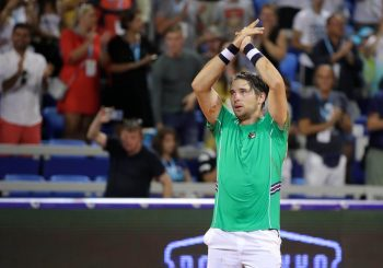 PRVI PUT U KARIJERI: Dušan Lajović osvojio ATP titulu, pobjednik turnira u Umagu