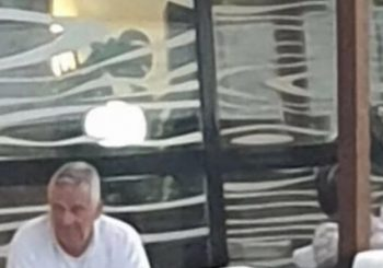 SLUČAJNOST ILI KOALICIJA: Zlatko Lagumdžija i Bakir Izetbegović na kafi