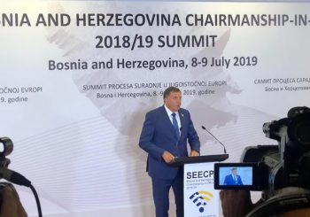 DODIK: Priština se trudi da bude u centru međunarodne pažnje, to nije dobar put