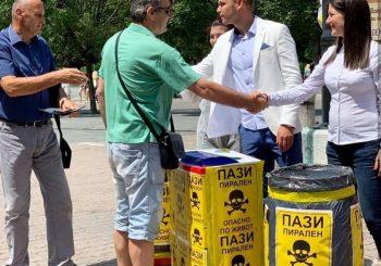 DOBILI DOZVOLU: Od sutra potpisivanje peticije na Trgu Krajine