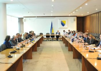 UPOZORENJE: Ambasadori Radne grupe Savjeta EU traže hitno formiranje vlasti u BiH