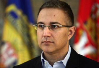 PREDSJEDNIK FRANCUSKE STIŽE U BEOGRAD Stefanović: Sve spremno za dolazak Makrona