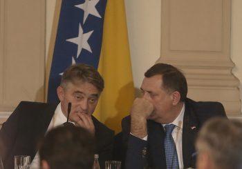 RASPLET: Komšić nakon 20. jula predlaže Šarovića za predsjedavajućeg Savjeta ministara?