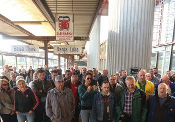 ISTIČE ROK: Željezničari bez odgovora nadležnih na zahtjeve, najavljuju blokade saobraćajnica