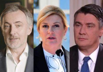 Neizvjesna borba troje kandidata