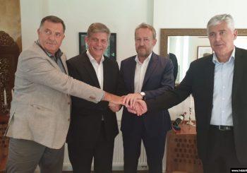 (Ne)sporazum Dodika, Izetbegovića i Čovića - hod po ivici NATO žileta