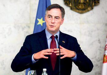 PORUKA SAVEZU ZA SRBIJU: Izvjestilac Evropskog parlamenta negativno o namjeri opozicije da bojkotuje izbore