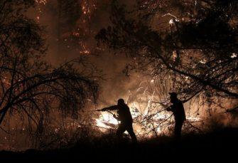 ZATRAŽENA POMOĆ EU Požari haraju Grčkom