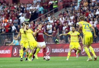Sarajevo i Zrinjski se oprostili od Lige Evrope