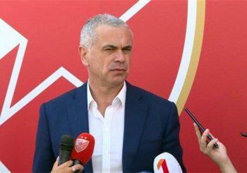 TERZIĆ: Volio bih da Zvezda igra sa Dinamom u grupi LŠ, da potvrdimo da smo najbolji u regionu