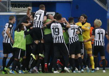 NEPORAŽENI U NORVEŠKOJ: Partizan se plasirao u grupnu fazu LE
