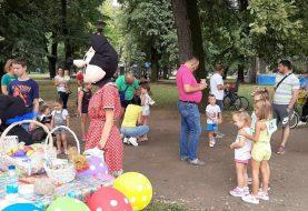 """U ORGANIZACIJI DEMOS-a: Održana prva dječija olimpijada """"Android stop"""""""