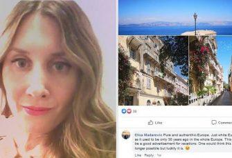 KAZNA: Elizabeta Mađarević, sekretar ambasade Hrvatske u Berlinu, suspendovana zbog rasističke objave na FB