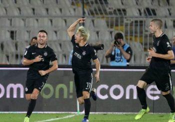 BARAŽ ZA LE: Partizan savladao Norvežane sa golom prednosti