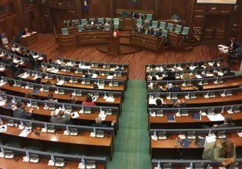 KOSOVO: Poslanici u Prištini izglasali raspuštanje parlamenta, izbori za mjesec i po