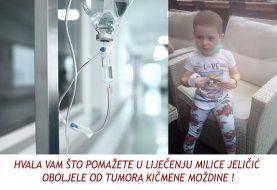 HUMANITARNA AKCIJA: Trogodišnjoj Milici Jeličić potrebna pomoć za liječenje