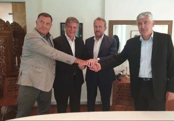 Čović, Dodik i Izetbegović postigli dogovor o formiranju Vijeća ministara BiH