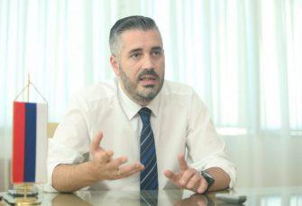 RAJČEVIĆ: Redovne studente stimulišemo da ostanu u Srpskoj