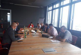 SASTANAK U BEČU: Austrijska željeznička kompanija želi da razvije sistem kontejnerskog transporta u Doboju