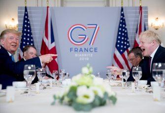 TRAMP: Nema tenzija među liderima G7