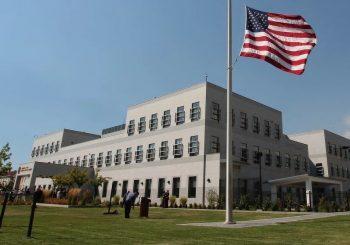 Ambasada SAD-a pozdravlja dogovor o formiranju vlasti