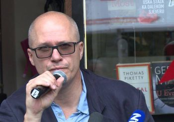 """SNIMA SE """"MATRIKS 4"""": Sarajevski pisac Aleksandar Hemon jedan od scenarista"""