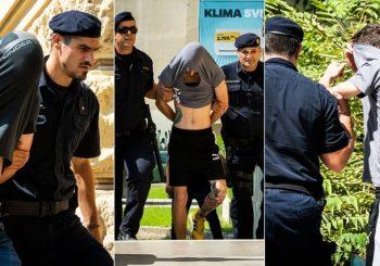 """SVI PRIPADNICI """"TORCIDE"""": Uhapšeno osam osumnjičenih za napad na Srbe kod Knina"""