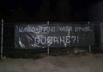 UOČI KONCERTA U SARAJEVU: Na lokaciji nastupa osvanula nacionalistička poruka upućena Goranu Bregoviću