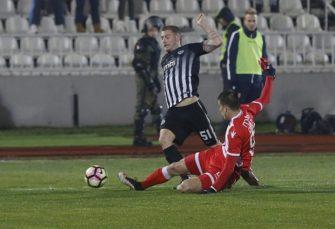 NOVA SREDINA: Partizan prodao Ognjena Ožegovića norveškom Rozenborgu