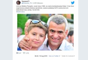 MANIPULACIJE: Priča o nepostojećem Grku, sa fotografijom Albanca, izazvala brojne reakcije u Srbiji i RS