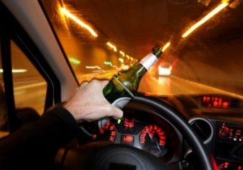 ZABRINJAVAJUĆI PODACI: Sve više pijanih vozača