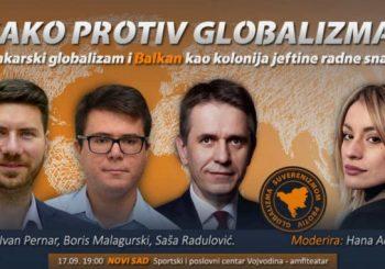 """POZIV: Saša Radulović nudi Borisu Malagurskom da bude novi predsjednik stranke """"Dosta je bilo""""?"""