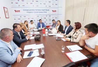 BANJALUČKI ODBOR SOCIJALISTA: Predsjednik Đokić nam daje podršku, a i mi njemu