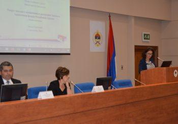 NSRS: Održana stručna rasprava o izmjenama i dopunama Zakona o Garantnom fondu RS