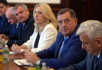 DODIK NAKON SASTANKA U BEOGRADU: Odbacujemo deklaraciju, Srpska je prioritet