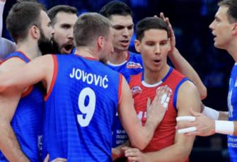 TRIJUMF: Srbiji zlatna medalja na Evropskom prvenstvu u odbojci