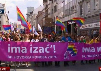 ZAJEDNIČKA IZJAVA: 17 ambasada u BiH čestita organizatorima Povorke ponosa