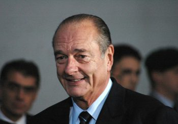 U 86. GODINI: Preminuo Žak Širak, bivši predsjednik Francuske