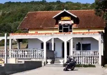 PROVOKACIJE: Navijači Dinama ostavili preteće poruke pored kafića kod Knina u kojem su nedavno napadnuti Srbi