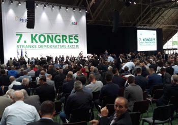 OEBS: Na kongresu SDA hvaljeni optuženi za ratne zločine, svi u BiH moraju poštovati nevine žrtve