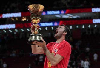 DVA TROFEJA: Mark Gasol u istoj sezoni i NBA prvak u Torontu i svjetski šampion sa Španijom